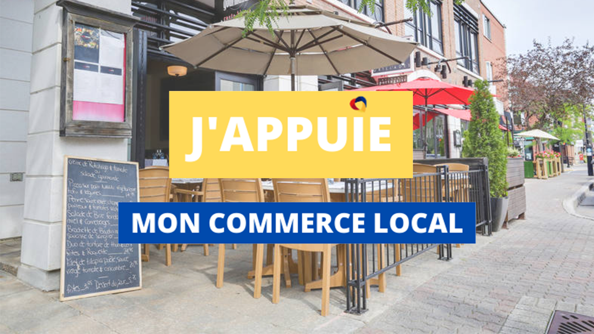 Appuyer le commerce local