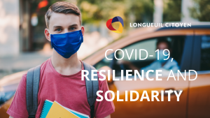 COVID-19, Resilience and Solidarity of the Citizens of Longueuil